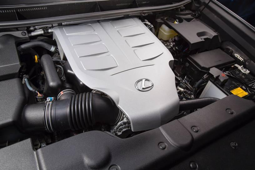 động cơ lexus gx460