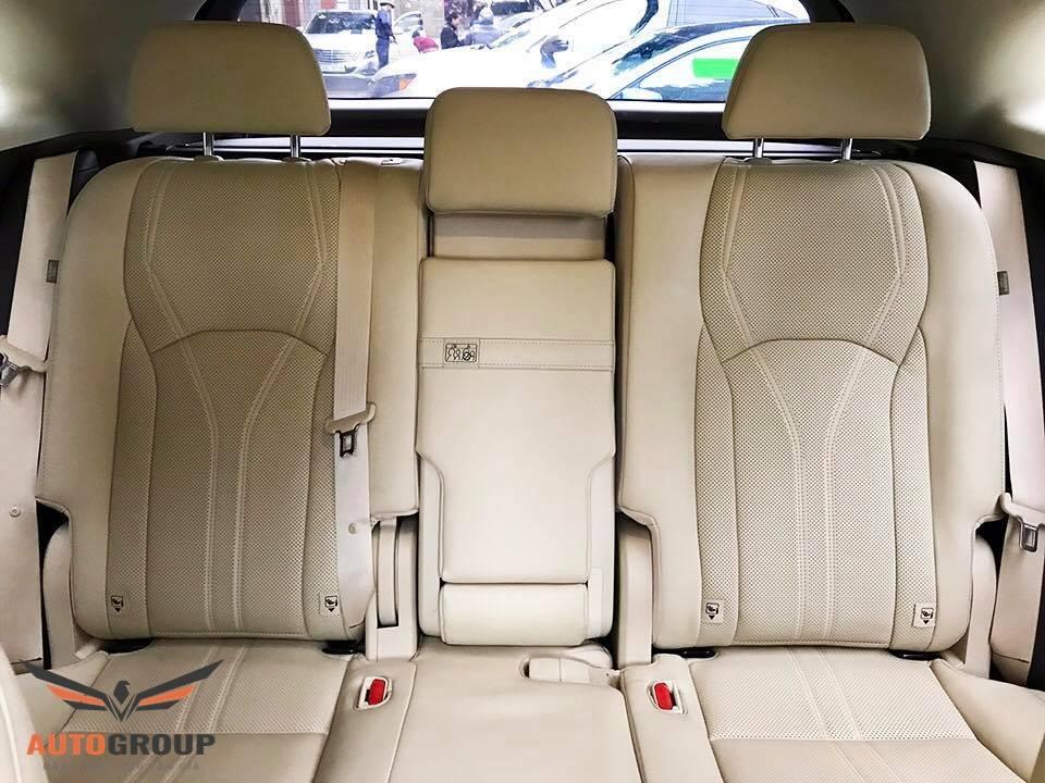 Lexus RX 200t 2017