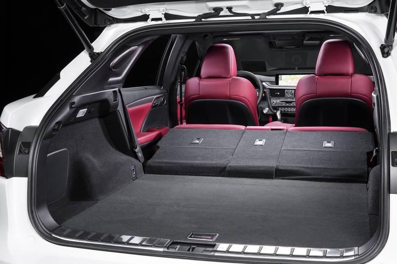 Chi tiết thông số kỹ thuật xe Lexus RX350 2019: động cơ, kích thước, trang bị nội ngoại thất