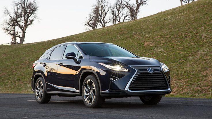 Chi tiết thông số kỹ thuật Lexus RX450h 2019