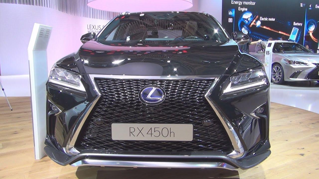 Lexus RX 450h 2020