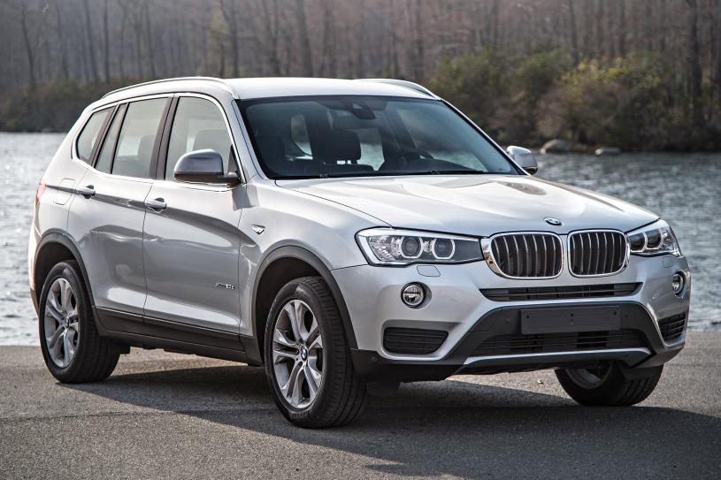 trang bị an toàn trên xe BMW X3