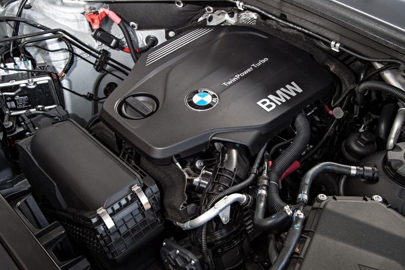 động cơ trên xe BMW X3