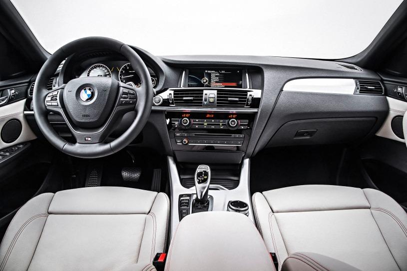 hàng ghế trước BMW x4