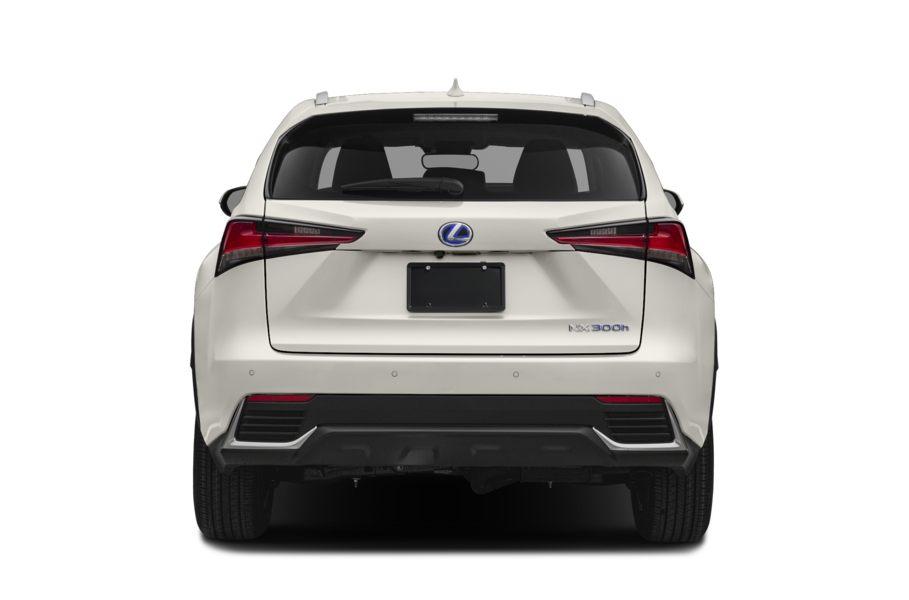 đuôi xe Lexus NX300h
