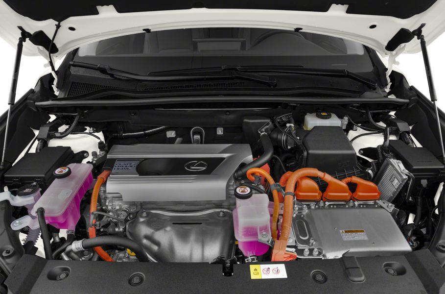 động cơ trên Lexus NX300h