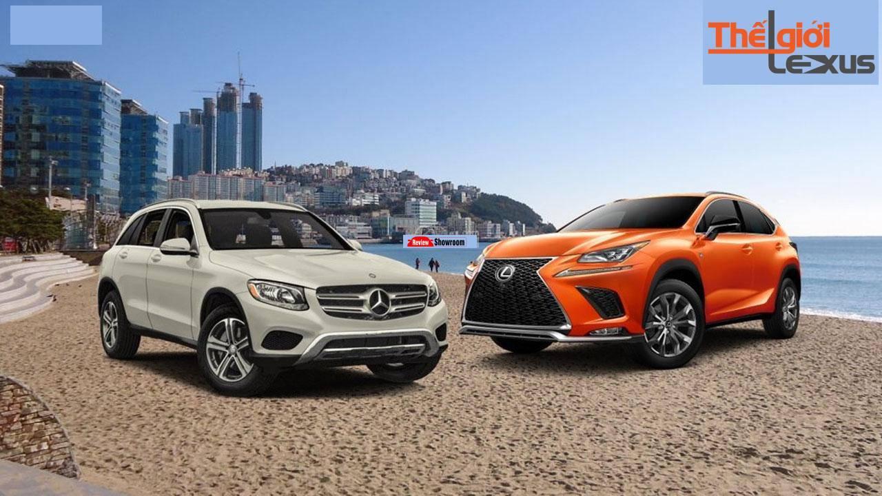 Lexus RX200t vs GLC 250