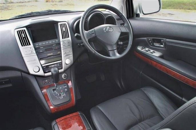 nội thất Lexus RX300 cũ đời 2000