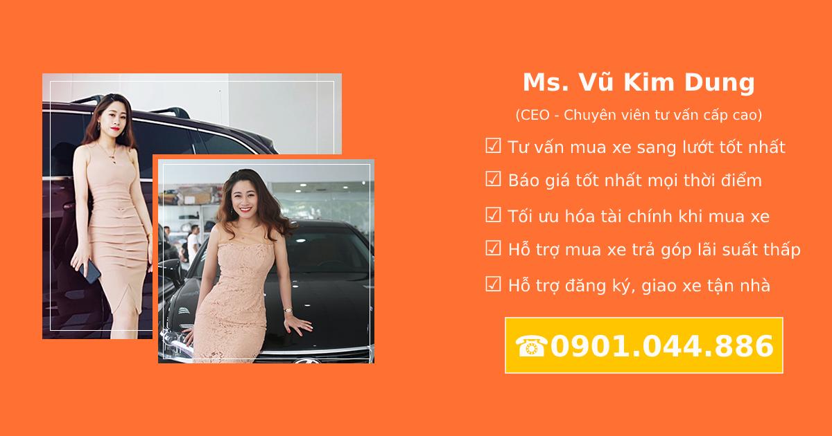 Vũ Kim Dung - CEO Autogroup