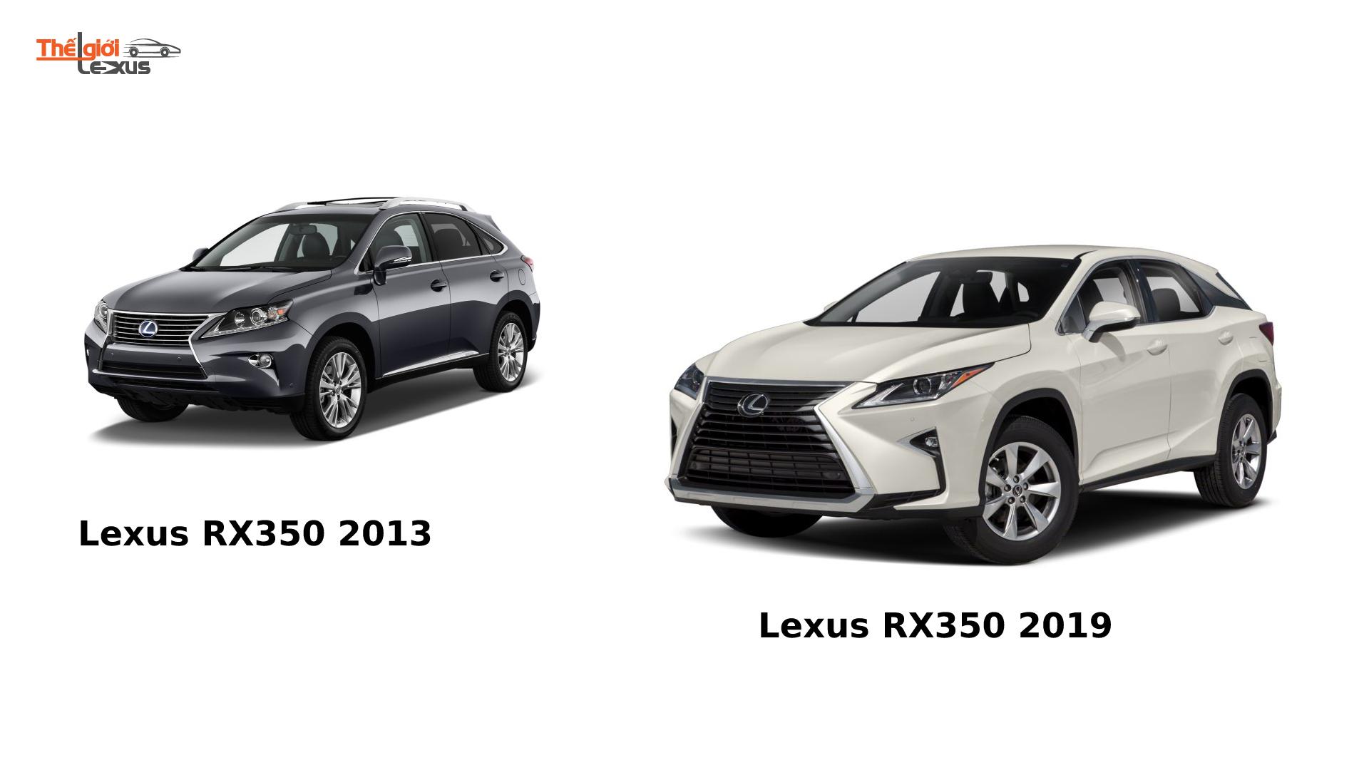 Có nên mua Lexus RX350 cũ? Tại sao không phải là mua xe mới?