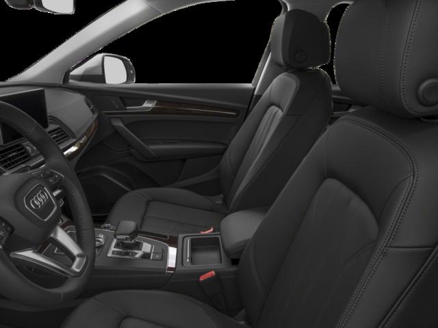 Nội thất bọc da sang trọng của Audi Q5