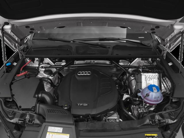 Động cơ V6 của Audi Q5 với công suất 270 mã lực