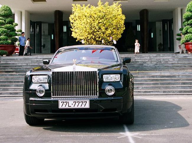 Biển số xe đắt nhất Việt Nam: 7777