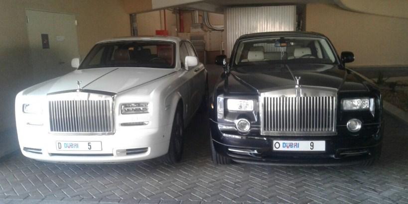"""Biển số xe đắt nhất thế giới """"D5"""" – 9 triệu USD"""