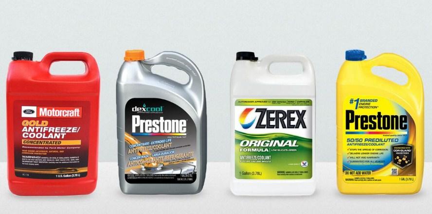 Bật mí 5 loại nước làm ô tô tốt nhất hiện nay trên thị trường bạn nên sử dụng cho động cơ