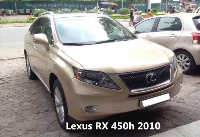 Việc mua xe lexus cũ mang lại tính thanh khoản cao
