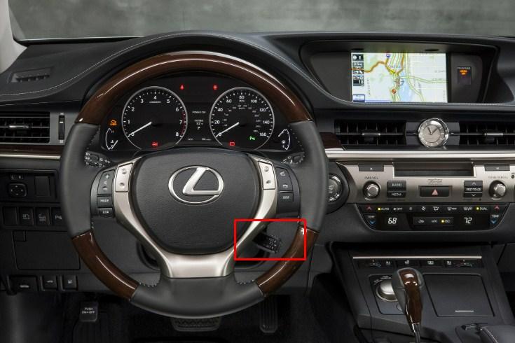 hệ thống Cruise Control trên Lexus LX570