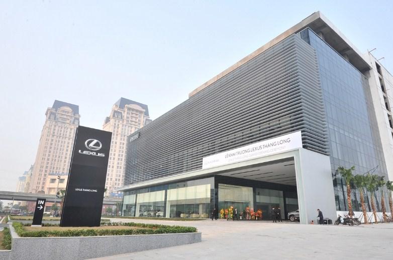 Có nên bảo dưỡng xe Lexus tại Lexus Thăng Long