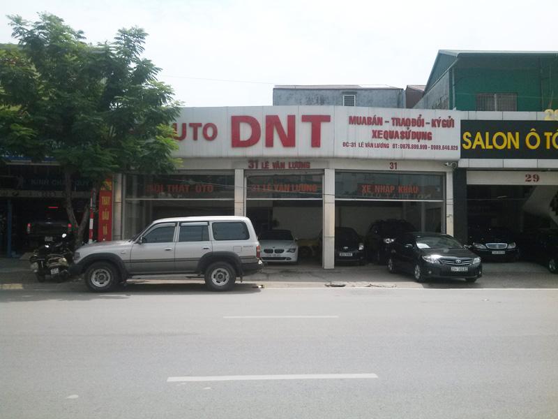Mua bán xe ô tô cũ tại ô tô DNT