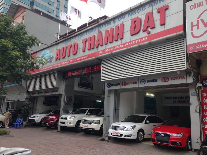 Mua bán xe ô tô cũ tại Auto Thành Đạt