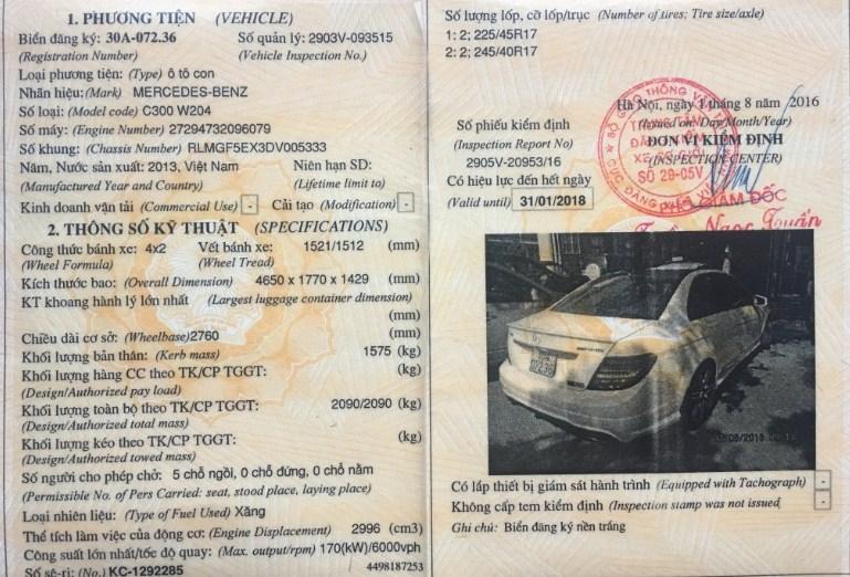 Cách xác định đời xe Lexus qua năm xuất xưởng