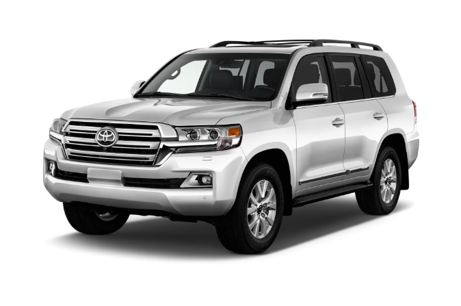 Toyota Land Cruiser ăn xăng bao nhiêu