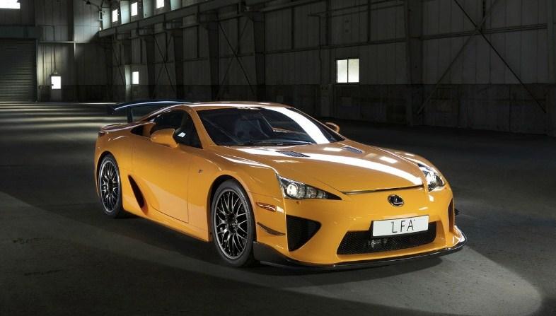 Lexus đắt nhất: LFA Nurburgring Edition – 159 tỷ đồng