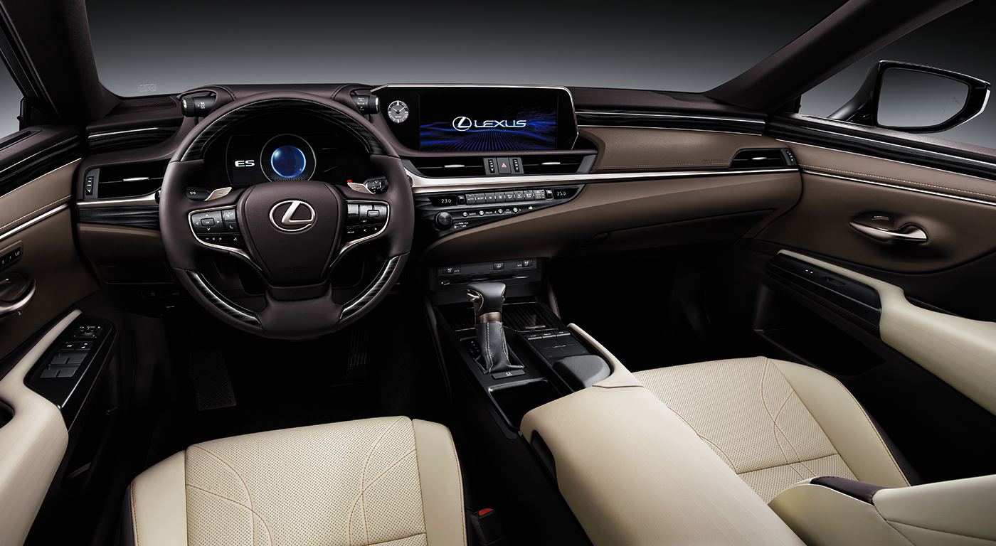 Chi tiết thông số kỹ thuật Lexus ES250 2019 kèm giá bán xe