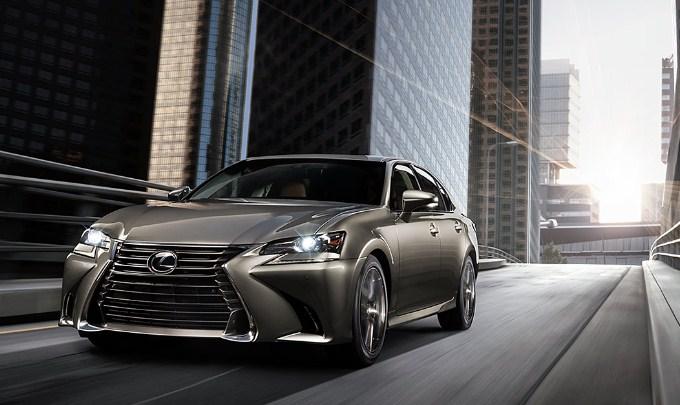 Đánh giá Lexus GS350: Chiếc Sedan mang hồn chiến mã