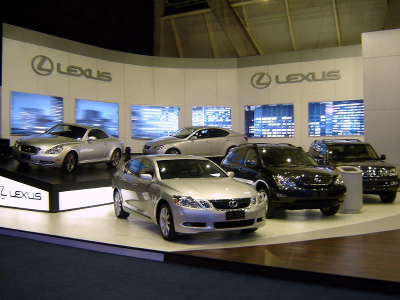 Lexus là thương hiệu của nước nào?