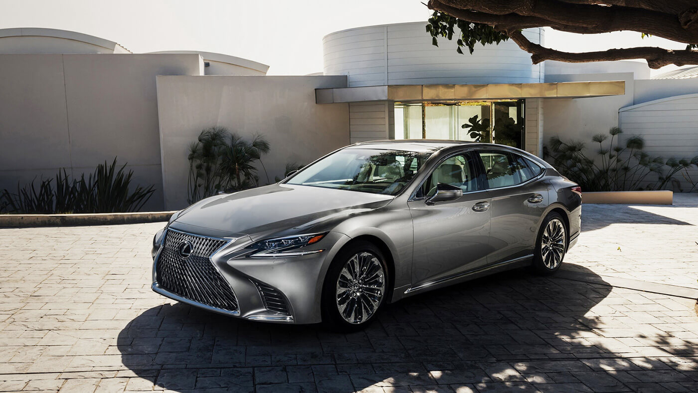Lexus LS500 2019