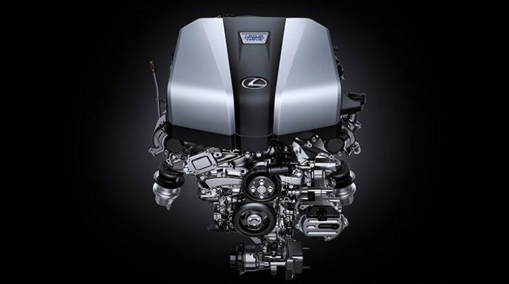 động cơ Lexus LS500