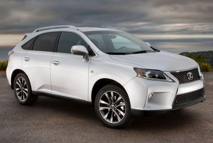 Đánh giá Lexus RX350 đời 2015: giữ giá gần 3 tỷ khi đã lăn bánh 4 năm