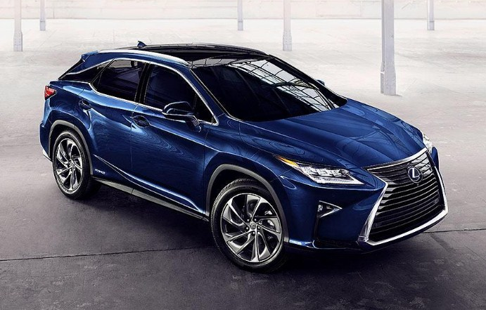 Đánh giá Lexus RX450h: ngoại hình SUV nhưng nội thất mang âm hưởng Sedan