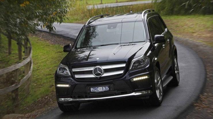 Mercedes GL500 chiếc xe tinh tế đẳng cấp