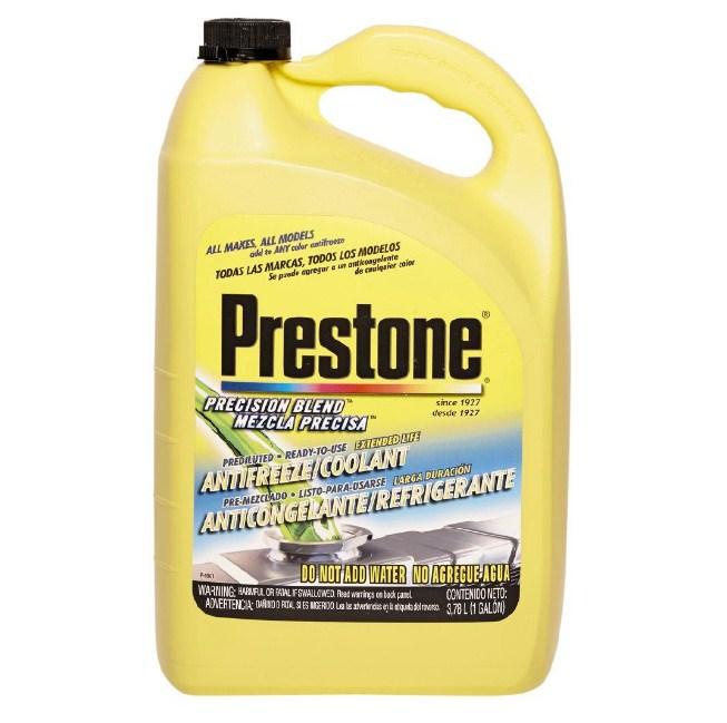 Các loại Nước làm mát ô tô Prestone tốt nhất