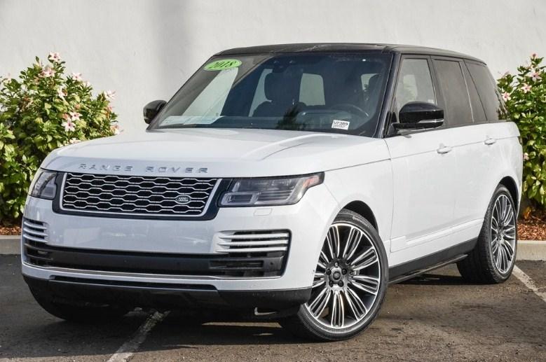 Land Rover Range Rover 5.0L V8 Supercharged 2018 tốn bao nhiêu xăng cho 100km?