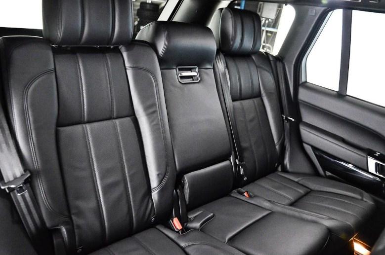 Nội thất của Range Rover Vogue