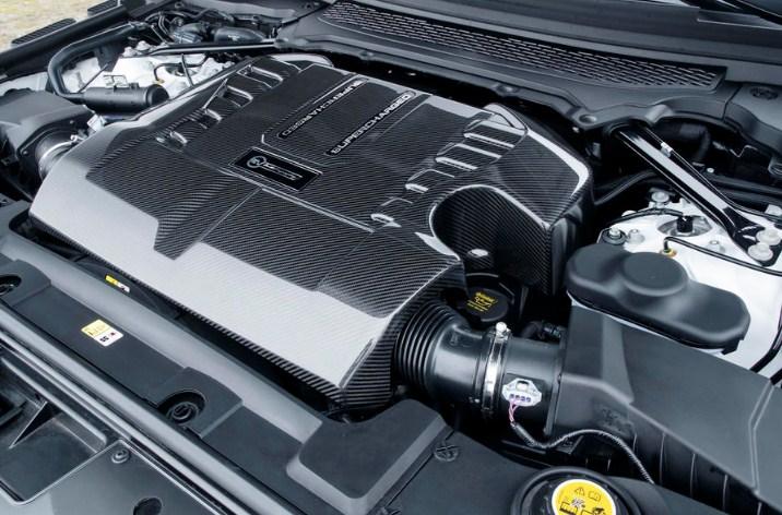 Range Rover sở hữu động cơ V6 3.0L 340 mã lực