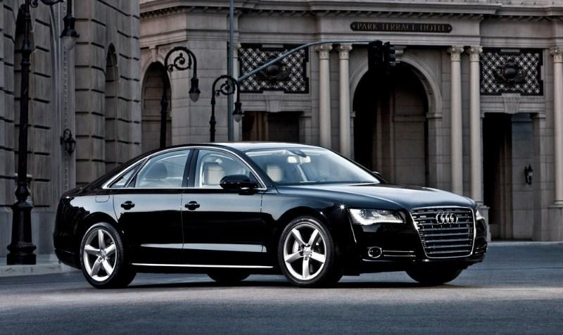 Mẫu xe sedan hạng sang cỡ lớn Audi A8