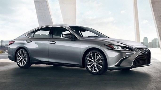 ngoại thất Lexus ES 2020