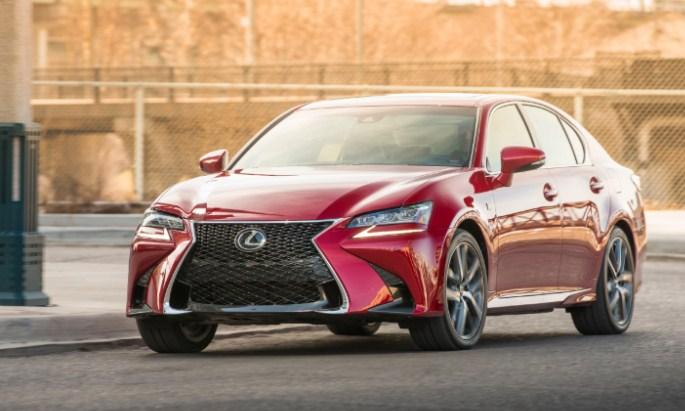 Lexus GS350 2020