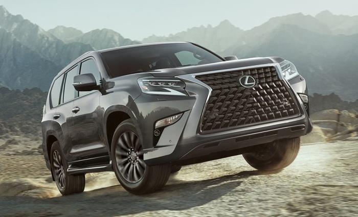 Lexus GX 2020