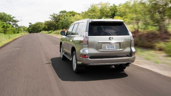 động cơ Lexus GX460 đời 2020
