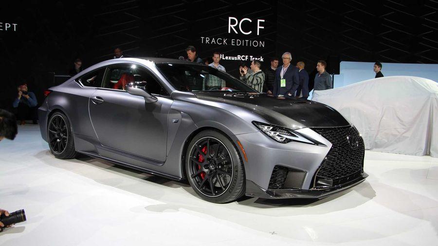 Lexus Phiên bản RC F 2020