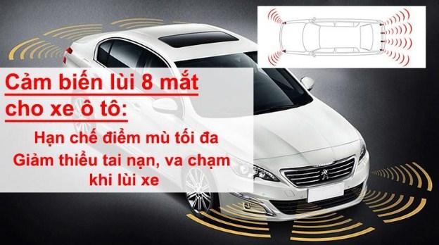 Hiểu đúng về tính năng của cảm biến va chạm trên ô tô