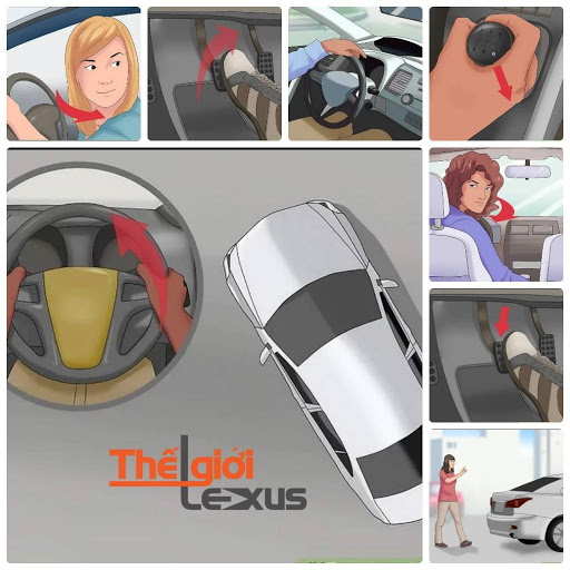 Chia sẻ kinh nghiệm lùi xe chính xác và an toàn với 7 bước