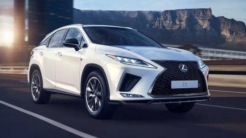 Lexus RX 2020 được hãng tiết lộ sẽ trình làng vào cuối 2019
