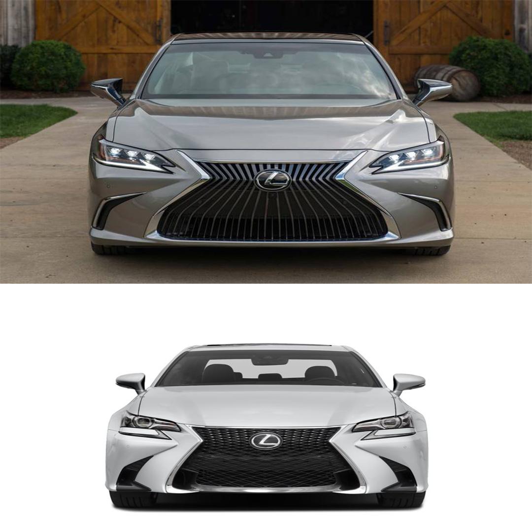 So sánh Lexus ES350 và GS350: Chênh nhau cả tỷ đồng có gì khác biệt?