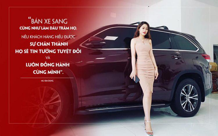 Khó tin BOSS CUỐI của Thế giới Lexus lại là một bóng hồng vô cùng quyến rũ